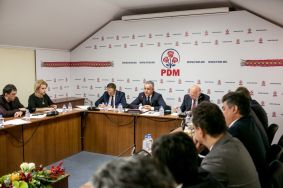 Democratic Party of Moldova and the coalition partners decided about cabinet reshuffles