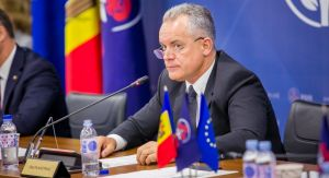 09.10.2018 Press briefing, held by the leader of the DPM Vlad Plahotniuc