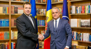 Vlad Plahotniuc, the Chairman of PDM, had a meeting with Jüri Ratas, Prime minister of Estonia, who is on an official visit to the Republic of Moldova.